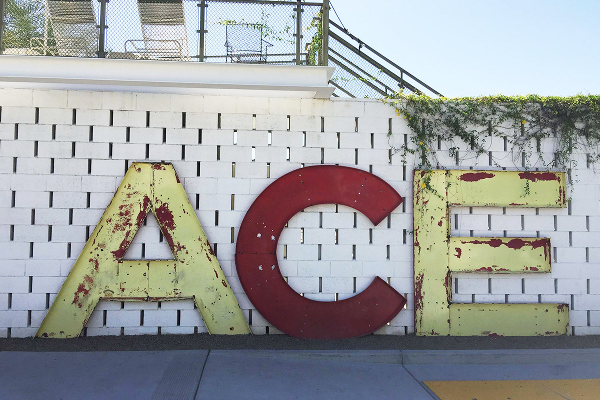 ACE Hotel & Swim Club, Palm Springs