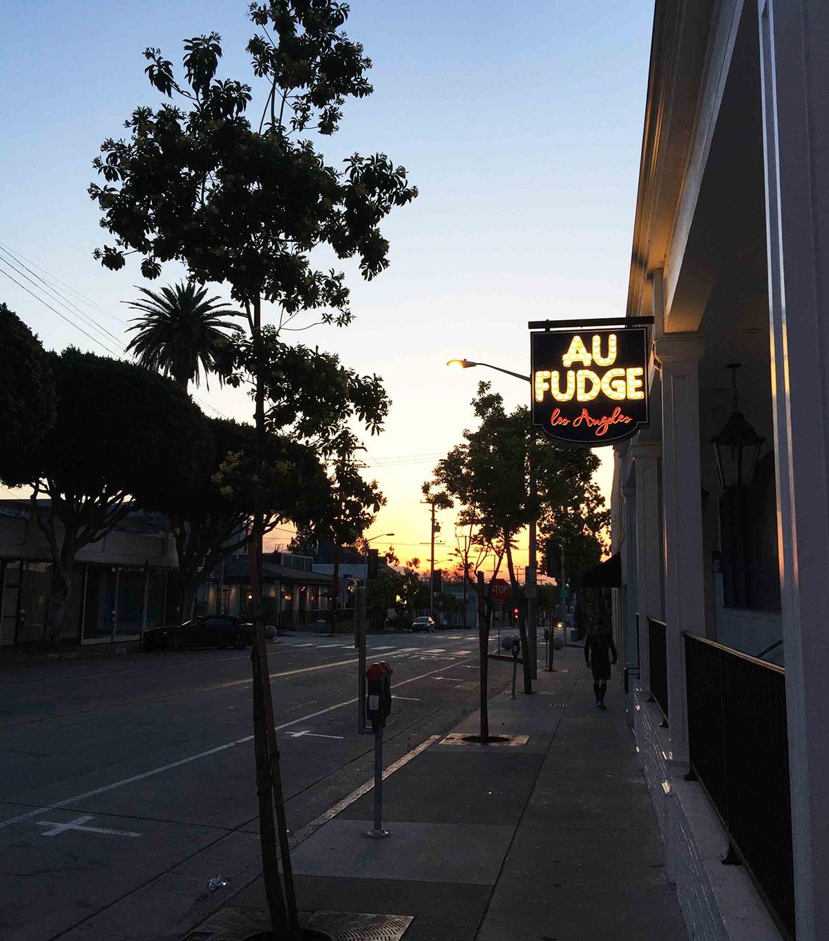 Au Fudge Los Angeles