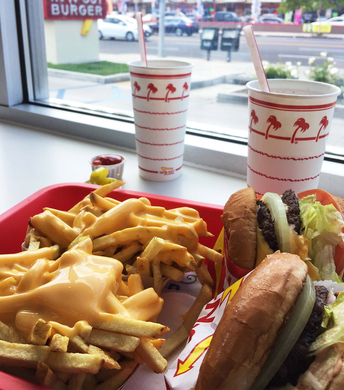 In-N-Out-Burger, Los Angeles