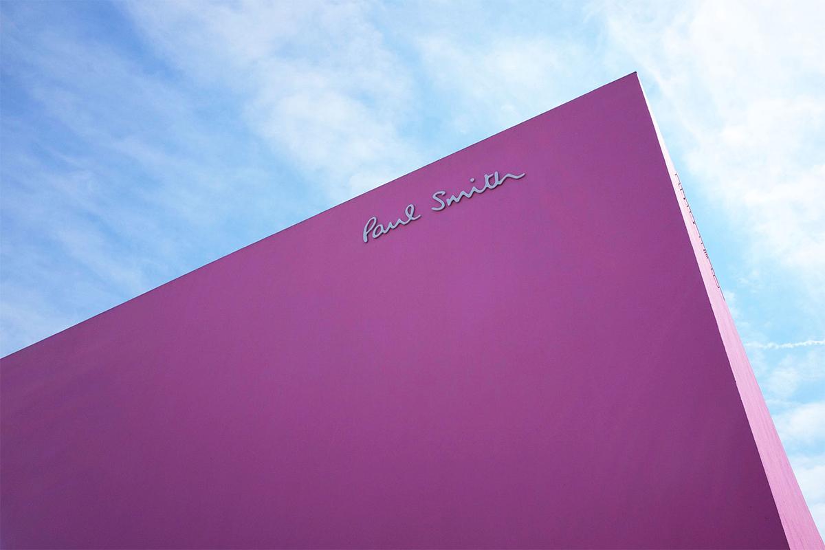 Paul Smith, Melrose Avenue, Los Angeles