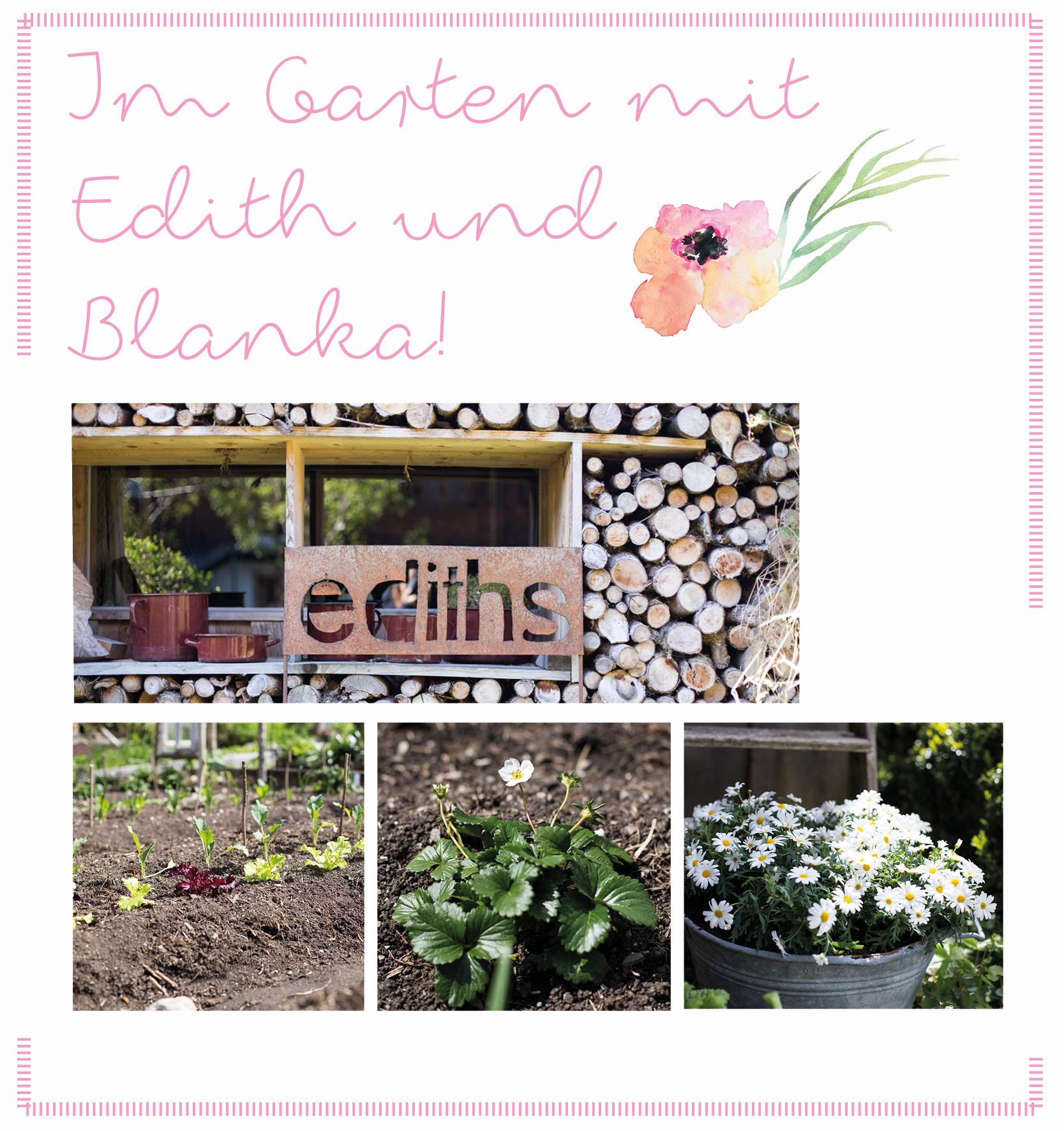 """Gartentipps: Im Garten mit Edith und Blanka Klinger von """"ediths - Scandinavian Living"""""""