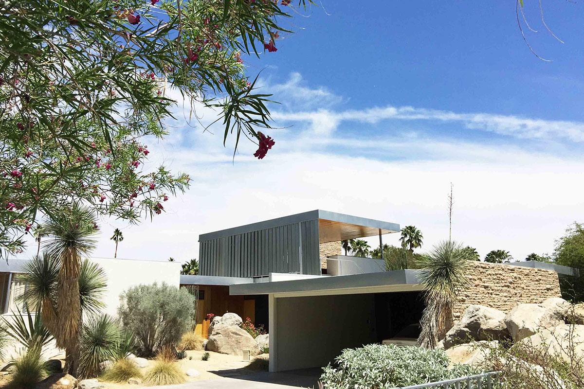 Kaufmann House, Palm Springs