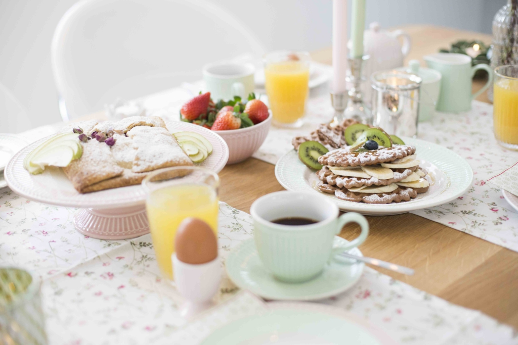 frühstück greengate