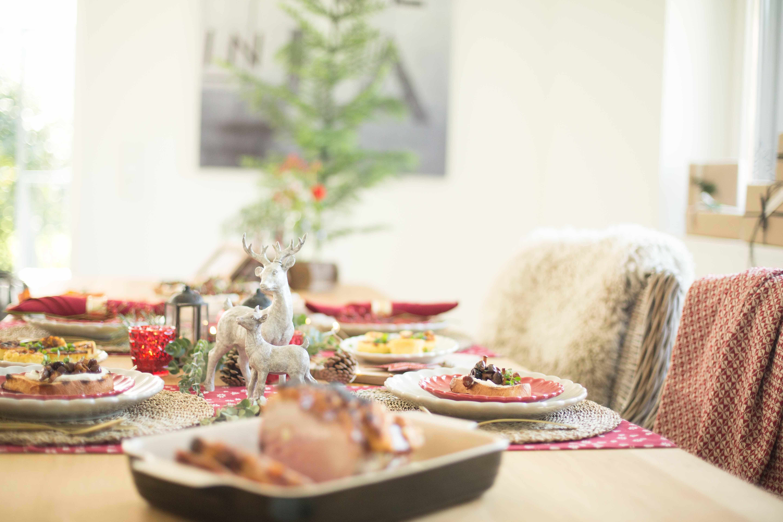 Bilder Weihnachtsessen.Weihnachtsessen Mit Stil Ediths Meets Soulsistakitchen Ediths